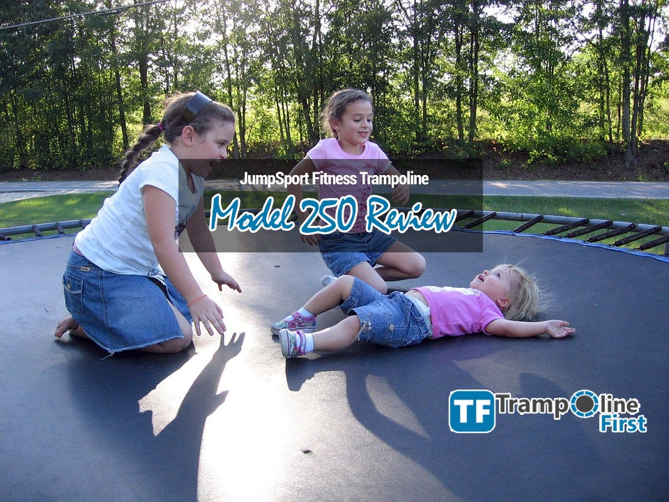 Jump Children Jumping Girls Fun Trampoline Kids