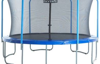 The Skytric Trampoline