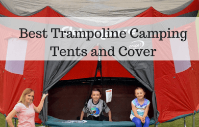 Best Trampoline Camping Tents and Cover