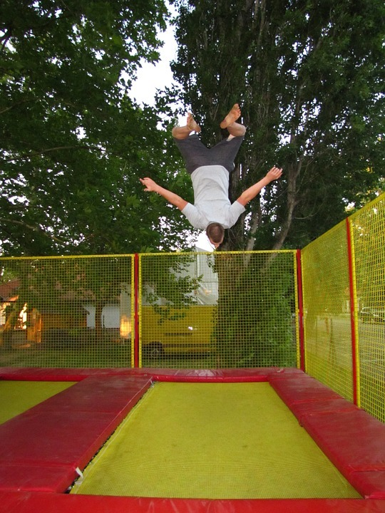 Everything You Need to Know About Trampoline Parks!
