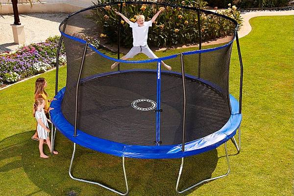 sportspower trampoline review