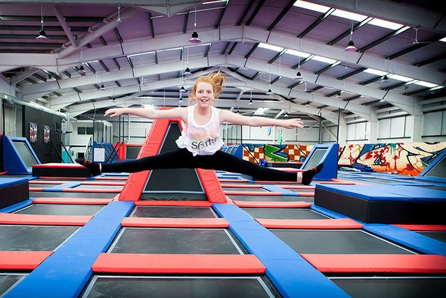 Trampoline Calories: How Much Calories Are Burned?